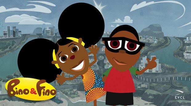 [3 razões para você assistir Bino & Fino, desenho nigeriano]