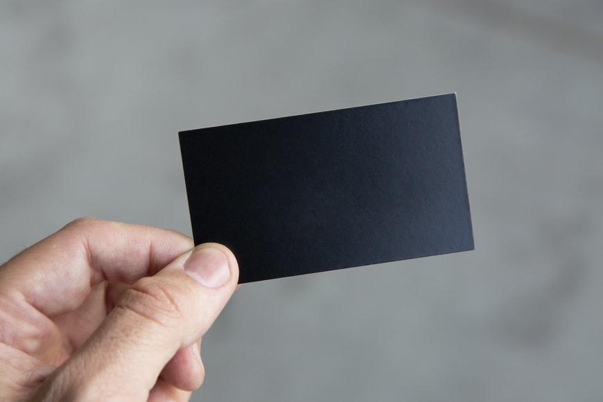 [5 dicas para fazer um bom cartão de visitas]