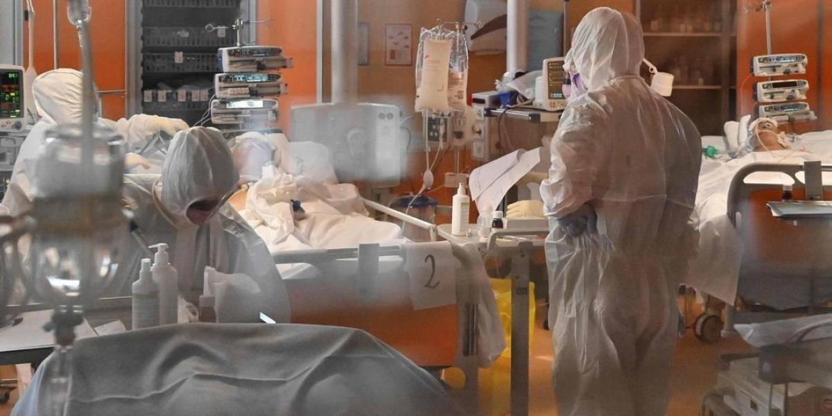 [50 mil é o número de mortos causados pelo novo coronavírus na Europa]