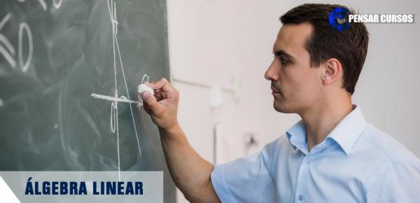 Saiba mais sobre o curso Álgebra Linear