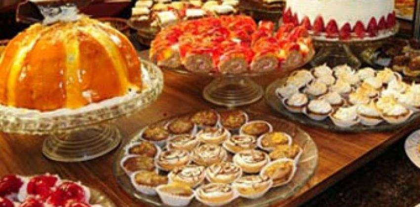 Bolos e Tortas Doces e Salgados