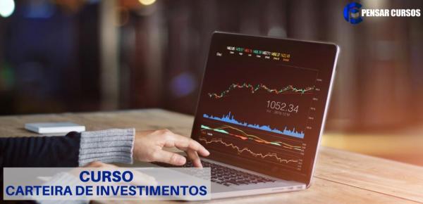 Saiba mais sobre o curso Carteira de Investimentos