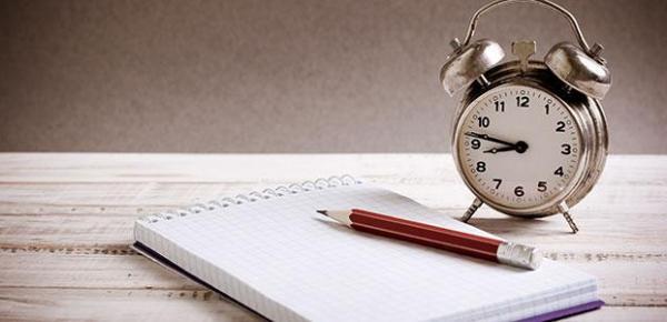 Saiba mais sobre o curso Como melhor administrar o tempo