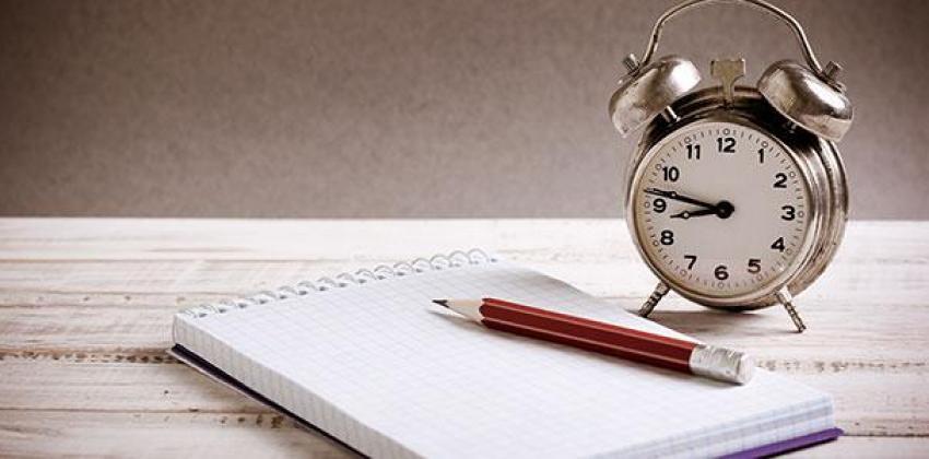 Como melhor administrar o tempo
