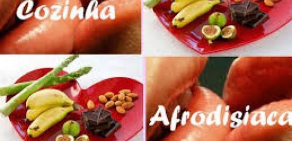 Saiba mais sobre o curso Cozinha Afrodisíaca