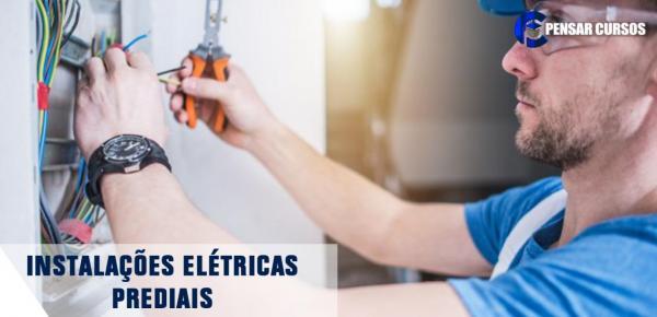Saiba mais sobre o curso Instalações Elétricas Prediais