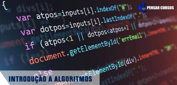 Saiba mais sobre o curso Introdução a Algoritmos
