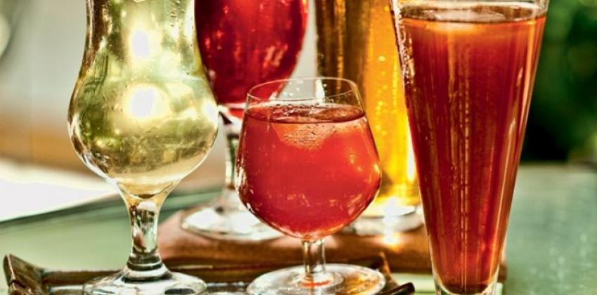 Modos de Servir Bebidas