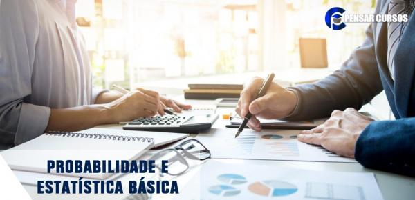 Saiba mais sobre o curso Probabilidade e Estatística Básica
