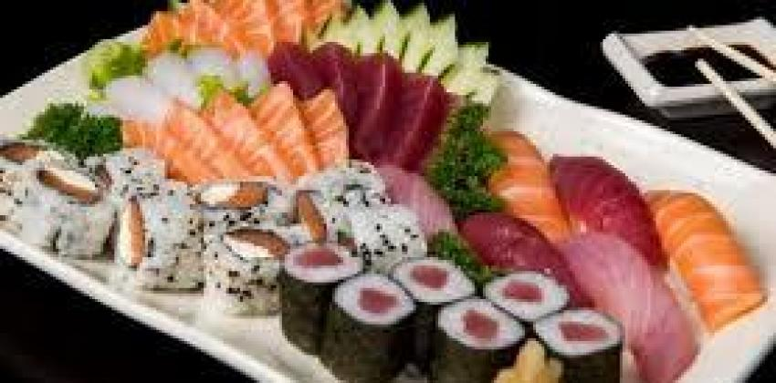 Sushi prático