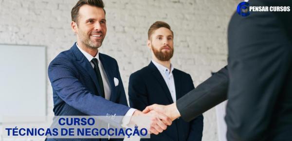 Saiba mais sobre o curso Técnicas de Negociação
