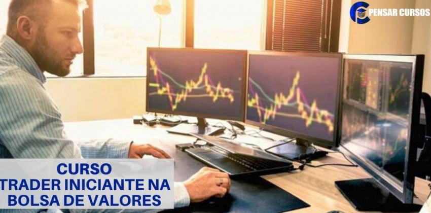 Trader Iniciante na Bolsa de valores